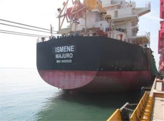 Diana Shipping signs time charter contract for MV Ismene with DHL