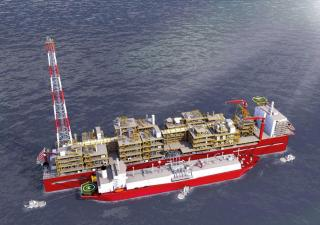 Air Products Wins Nitrogen Contract for Coral Floating LNG Project