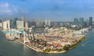 PortMiami Growing at Full Speed