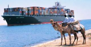 Cargo ships could save thousands by skipping the Suez Canal