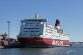 Viking Line's RoPax Mariella rejoins service after onboard renovations