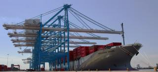 Port of Virginia orders four new cranes