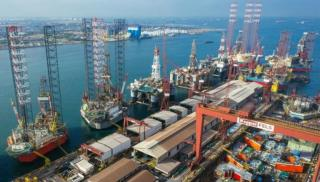 Keppel delivers second rig to Borr Drilling