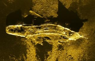 200 year old shipwreck found by Havila Harmony in the hunt for MH370