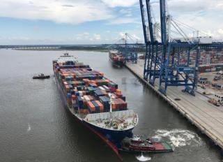 South Carolina Ports Achieves Record Container Volume in August