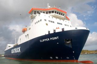 Seatruck reports strong year of growth in 2017