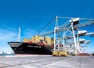 MSC trusts MacGregor expertise to boost productivity through improved container stowage efficiency on 31 vessels