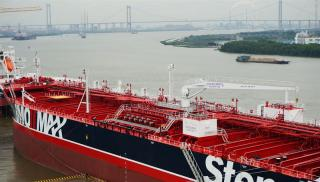 Concordia Maritime takes delivery of IMOIIMAX tanker Stena Important