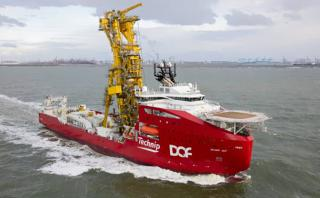 Technip and DOF announce the delivery of Skandi Açu and commencement of contract with Petrobras