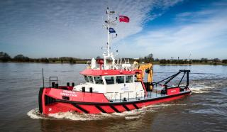 Port of Bristol Takes Delivery of New Damen Shoalbuster