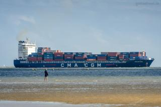 CMA CGM to update its Russian Far East / China offer by upgrading its RUFEX service