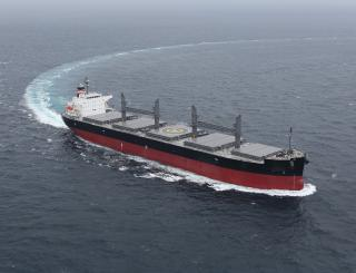 Wärtsilä scrubber systems to clean the exhaust from two new Japanese bulk carriers