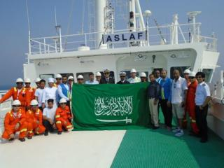 Bahri completes registration of ASLAF under Saudi National Flag