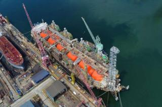 Golar LNG announces FLNG Hilli Episeyo customer acceptance