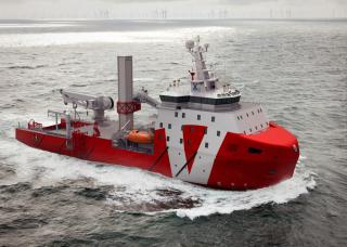 Vroon and Barge Master team up on Next-Generation Walk-to-Work Vessel