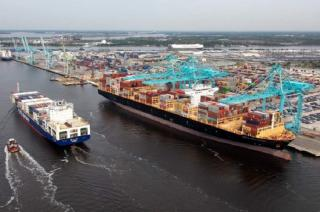 JAXPORT sets container and auto records through first three quarters of fiscal year 2019