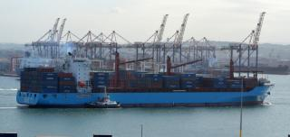 CMA CGM to improve its service between the Indian Subcontinent/Middle East Gulf and Douala (Cameroon)