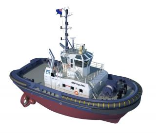 Damen signs with Port Nelson for ASD Tug 2411