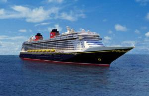 Disney Fantasy Cruise Liner Rescued Refugees