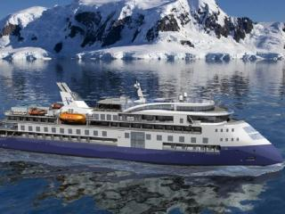 Ulstein signs contract for fourth expedition cruise vessel for Sunstone