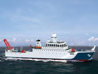 Voith Experiences Double First With New Fisheries Research Vessel Order