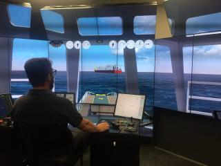 Simulation makes perfect when manoeuvring Prelude, the largest offshore floating facility ever built (Video)