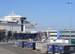 Color Line expands Kiel-Oslo cargo capacity - An additional freight ferry helps road to sea switch