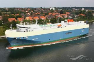 Boskalis and Mammoet starts Baltic Ace salvage works