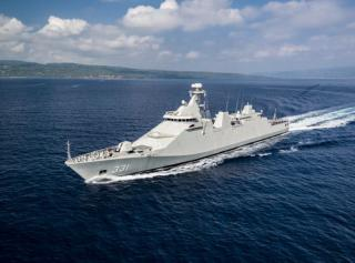 Bakker Sliedrecht delivers electrical auxiliary propulsion system of second PKR guided missile frigate designated for the Indonesian Navy