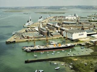 Portsmouth: MMD Shipping Services Rebrand