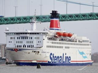 Stena Line sails to success to be named 'Best Ferry Company'