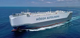 Höegh Autoliners increases its express service from the USA to Oceania