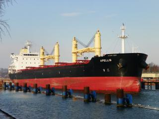 Bulker Detained By AMSA In Relation To Not Honoring Crew Wage Payments