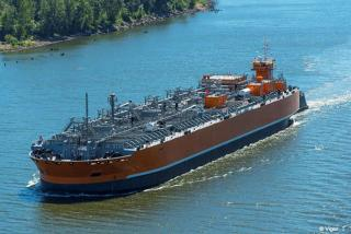 ABS classes US-built LNG barge