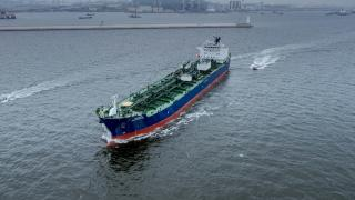 Navig8 Product 2020 Takes Delivery Of Its Seventh 110,600 DWT Scrubber-Fitted LR2 Tanker From New Times Shipbuilding
