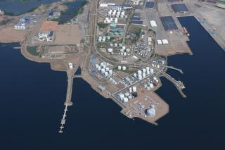 Wärtsilä signs a contract to supply LNG terminal to Finland