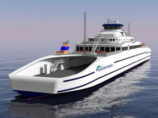 Rolls-Royce To Supply Five Norwegian Ferries With Azimuth Thrusters