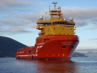 Wärtsilä's hybrid system increases offshore supply vessel's engine efficiency