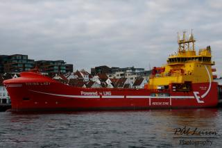 First Ever Battery Retrofit Project For An Offshore Support Vessel