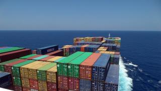 Navios Maritime Containers L.P. Exercises Option to Acquire a Containership