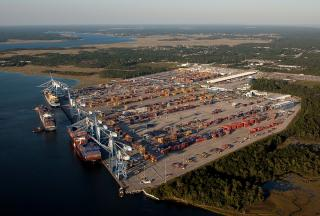 SC Ports Board Approves $69.5 Million Crane Purchase