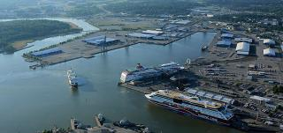 Five ports fill out application for EU Funding