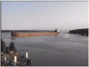 Salvage Professionals to Refloat Grounded Ship in St. Marys River, USA