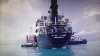 MMEA detained tanker and 2 small vessels due to illegal bunkering