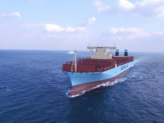 Maersk Line deploys its first 2nd generation Triple-E