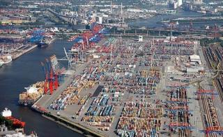 Container Traffic Declines at Port of Hamburg for H1 2018