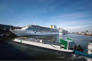 Port of Amsterdam and Titan LNG sign long-term Rental Agreement