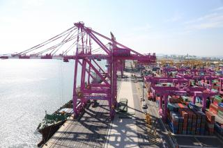 Incheon Port reached 3 million TEU of container traffic volume