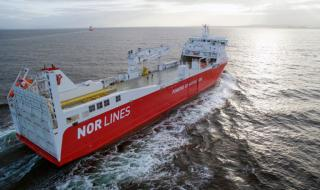 Nor Lines and Rolls-Royce sign landmark Power-by-the-hour service agreement