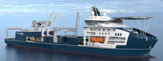 Vard secures contract for one cable laying vessel for Prysmian Group